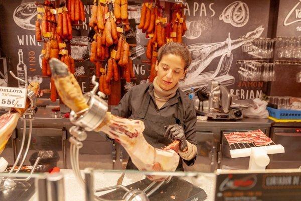 Palma de Mallorca market